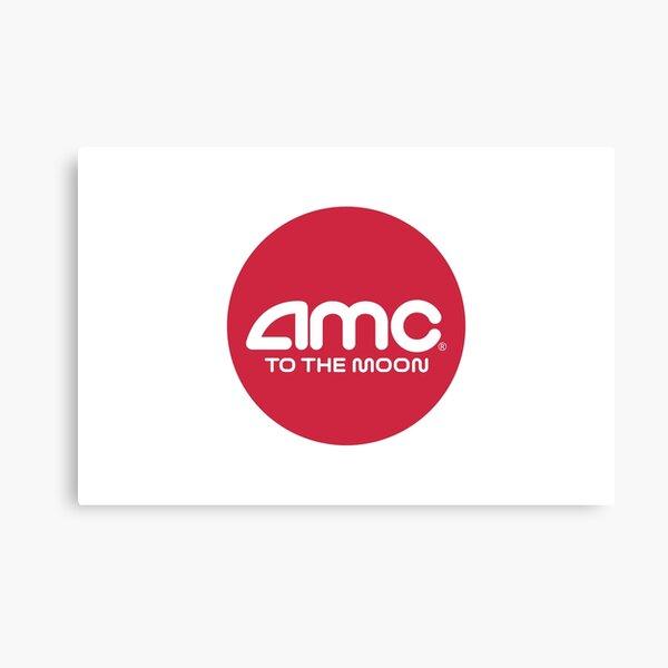 AMC Canvas Print