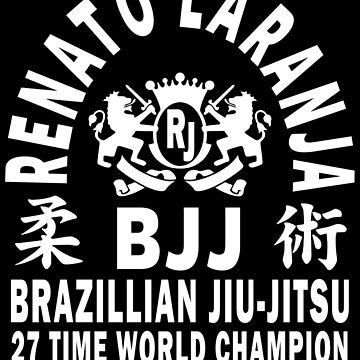 Renato Laranja by FightZoneUltra