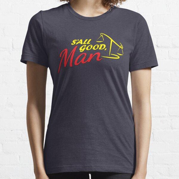 Better Call Saul - S'all Good, Man Essential T-Shirt