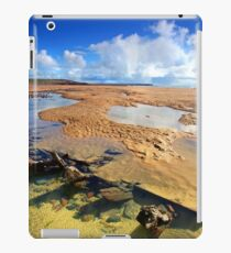 Shipwreck Pool iPad Case/Skin