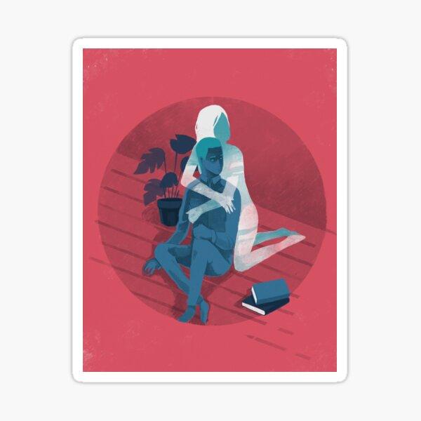 Ghost series 02 Sticker