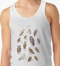 Owls Tank Top