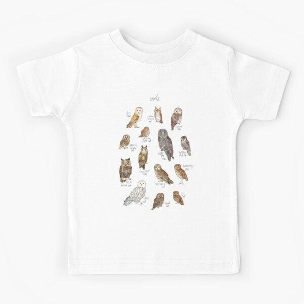 Owls Kids T-Shirt