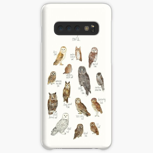 Owls Samsung Galaxy Snap Case