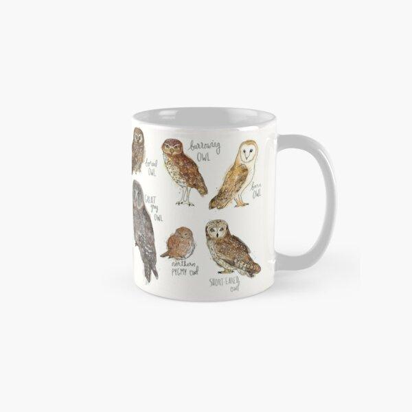 Owls Classic Mug