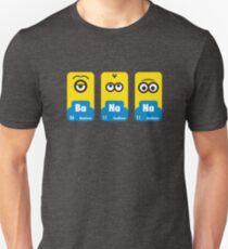 Ba Na Na Solid Unisex T-Shirt
