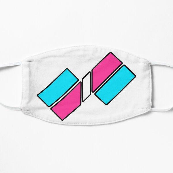 Transcend Gender: Offset Futuristic Flat Mask