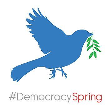 #DemocracySpring by bonedesigns