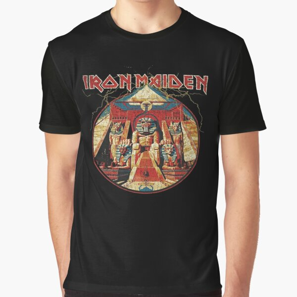 Powerslave T-shirt graphique