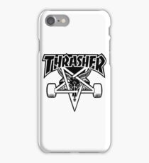 THRASHER Pentagram iPhone Case/Skin