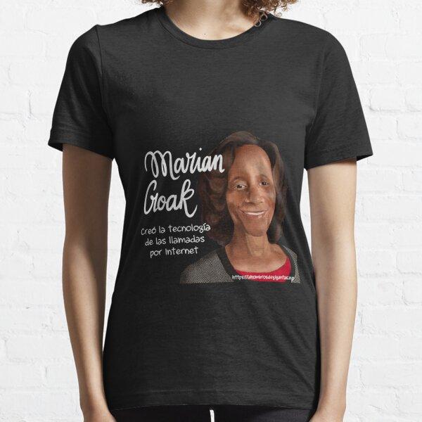 Marian croak Essential T-Shirt