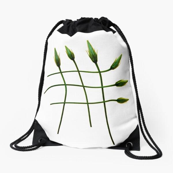 ALL GREEN  Drawstring Bag