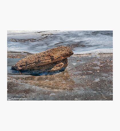 Coquina Rock  Photographic Print