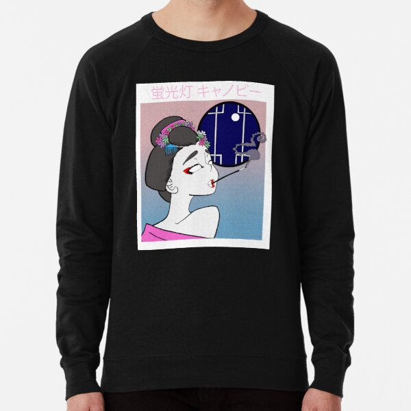 The fluorescent Canopy Lightweight Sweatshirt
