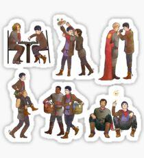 Merlin Stickers | Redbubble
