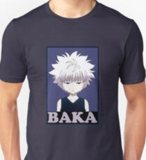Hunter X Hunter - Killua Zoldyck - Baka Unisex T-Shirt
