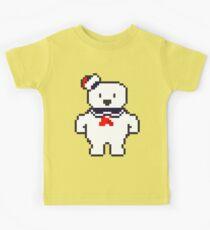 Stay Puft Marshmallow man Kids Tee