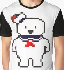 Stay Puft Marshmallow man Graphic T-Shirt