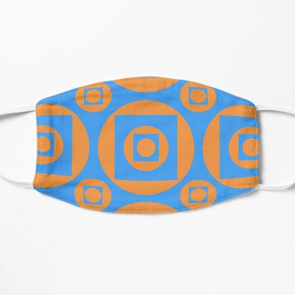 Contrast Harmony Flat Mask