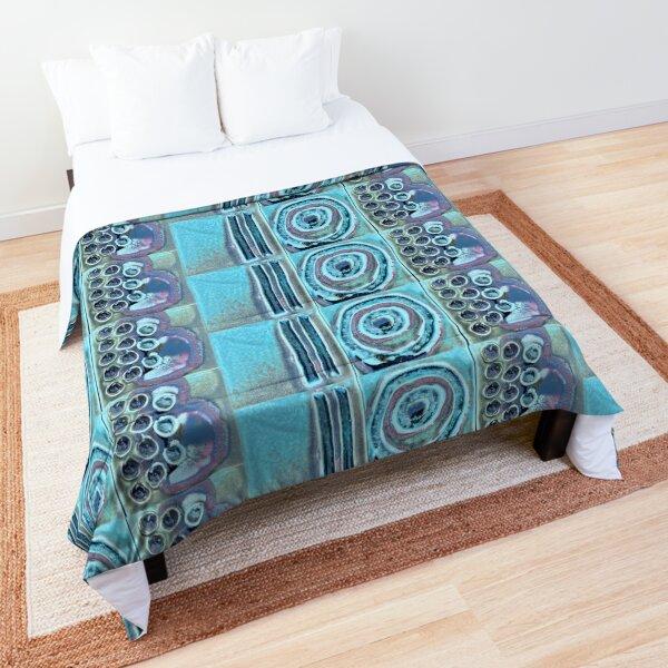 Sea Tiles Comforter
