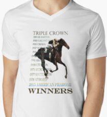 Triple Crown Winners 2015 American Pharoah T-Shirt