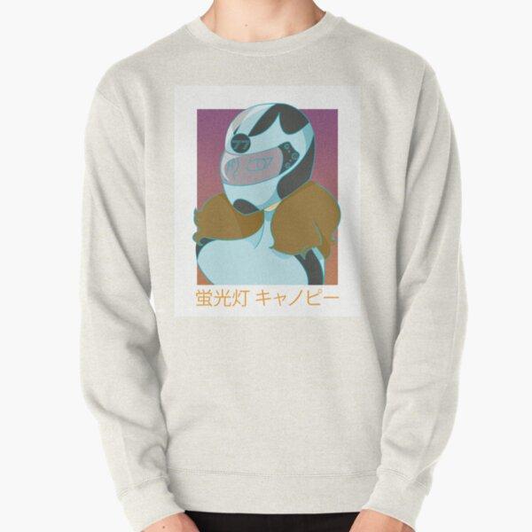 Super Sonic 77 Pullover Sweatshirt