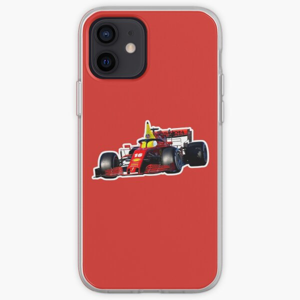 Costume Banane Charles Leclerc Coque souple iPhone