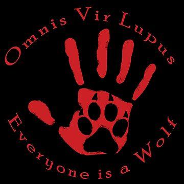 Omnis Vir Lupus by Svava