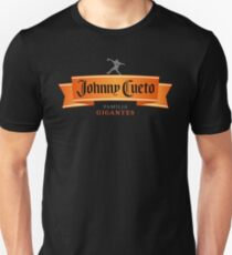 Johnny Cuervo Unisex T-Shirt