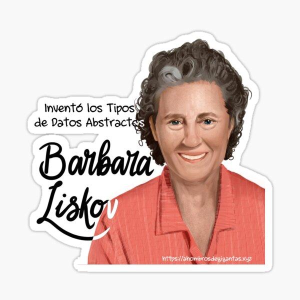 Barbara Liskov Sticker