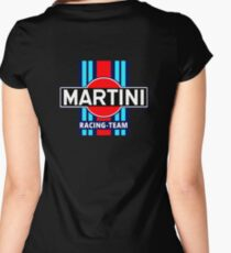 MARTINI 2 Women's Fitted Scoop T-Shirt