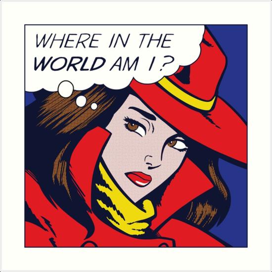 Pop Sandiego by Corbin Hunsaker
