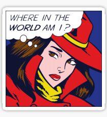 Pop Sandiego Sticker