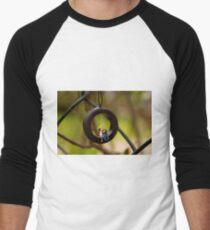 Miniature World #4 Men's Baseball ¾ T-Shirt