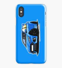 Ford Focus (Mk3) RS Blue iPhone Case/Skin