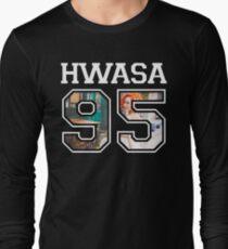 Camiseta de manga larga MAMAMOO - Hwasa 95