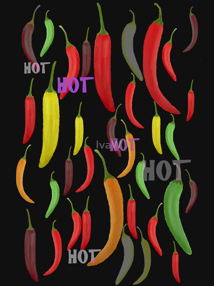 Hot peppar by IvaW