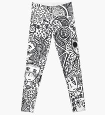 A complicated whatever Leggings