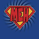 Supermeh by fishbiscuit
