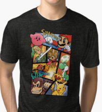 Dairanto Smash Bros Tri-blend T-Shirt