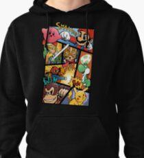 Dairanto Smash Bros Pullover Hoodie