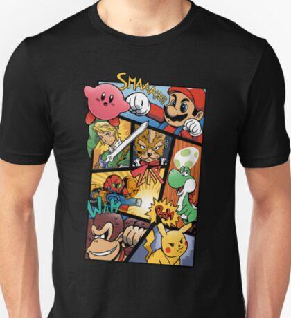 Dairanto Smash Bros T-Shirt