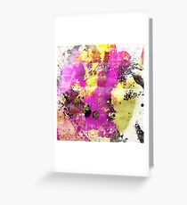 Colour Revival Greeting Card