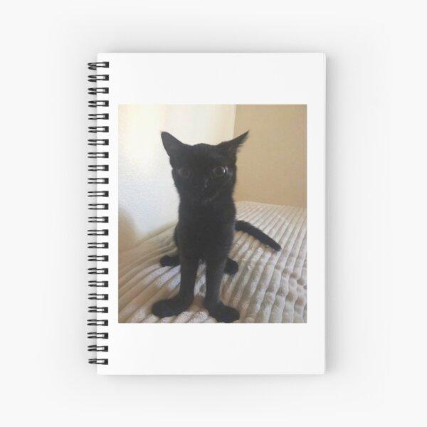 Big Foot Jinx Spiral Notebook