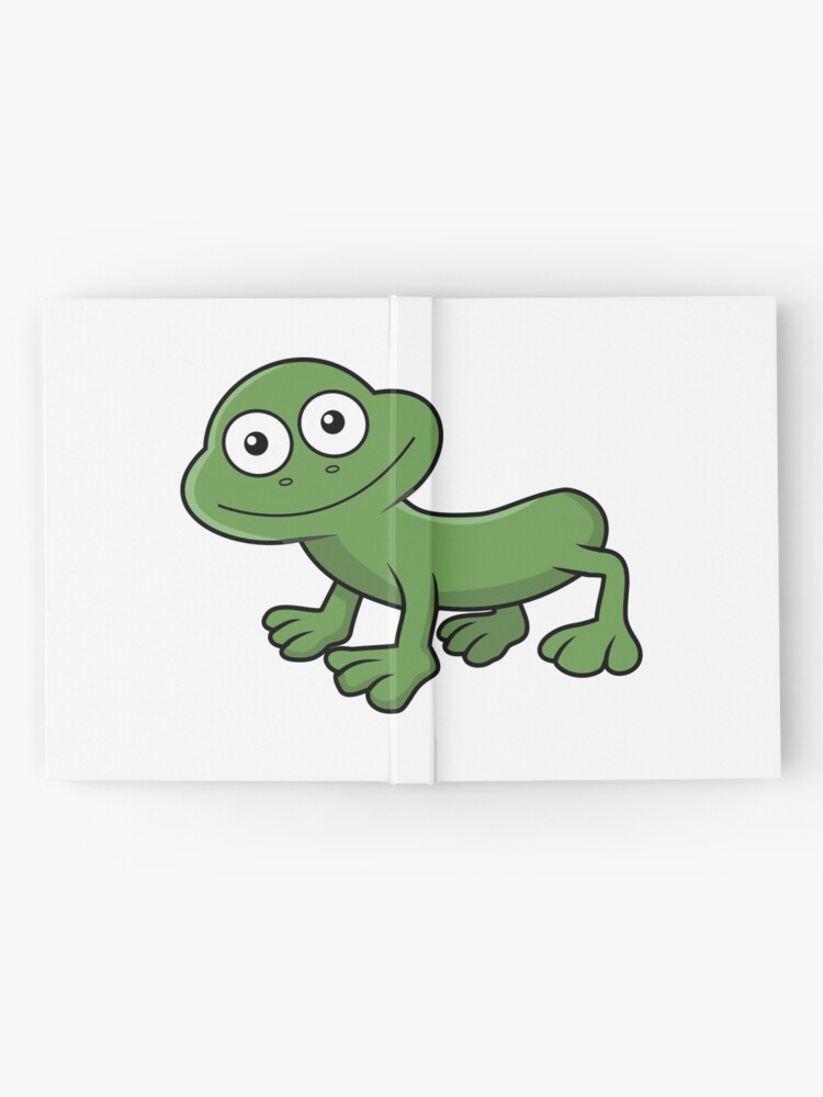 Alternate view of Sausage Frog Hardcover Journal