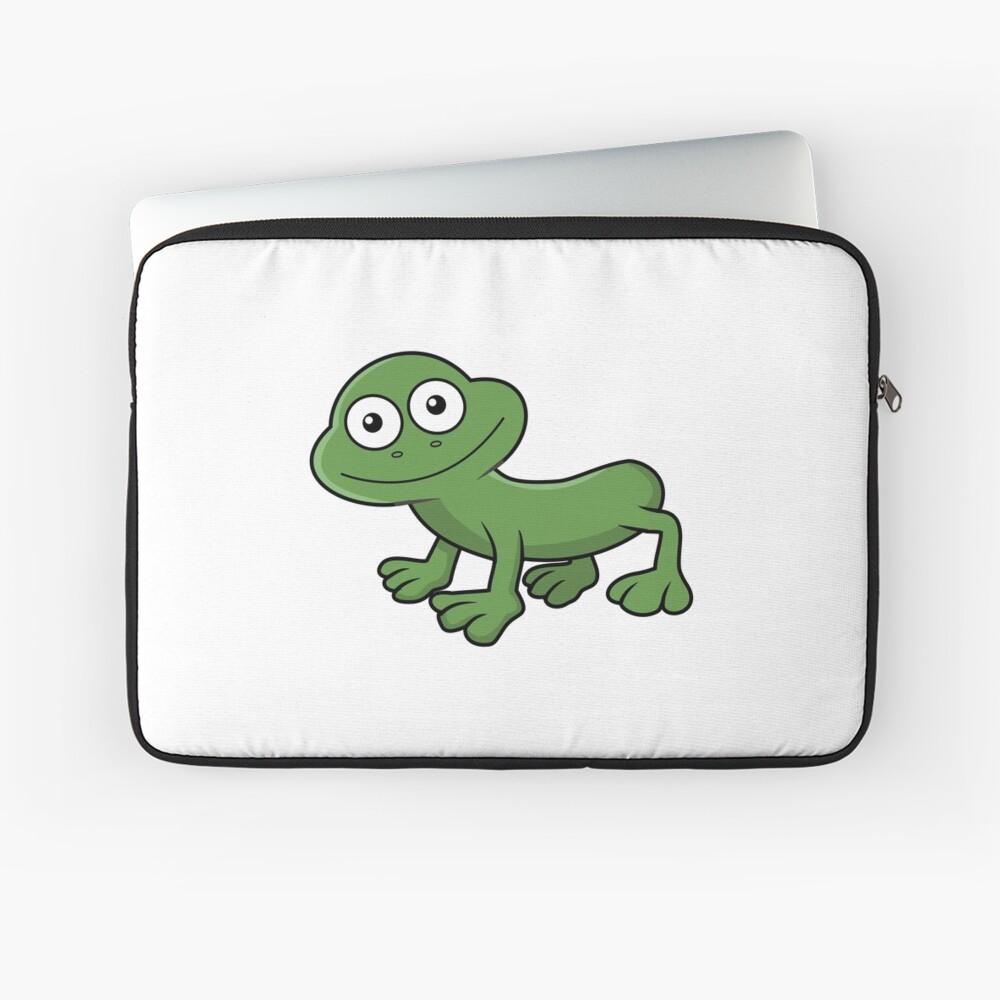 Sausage Frog Laptop Sleeve