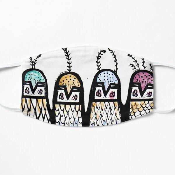 Flocked Together Mask