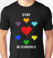 Stay Determined! T-Shirt
