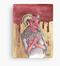 Carrion Mother Canvas Print