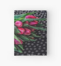 Spring Bouquet Hardcover Journal
